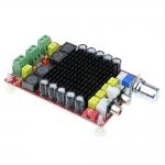 โมดูลขยายเสียง TDA7498 DC 14-34V Amplifier Board of Class D 2X100W Dual Channel Audio Stereo Amplifier Board XH-M510