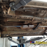 Mazda2 เซ็ตท่อไอเสียเต็มระบบ