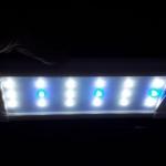 โคมพาด LED สีขาว*AL-350P* 36-45cm