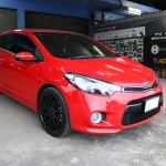 Review ชุดท่อไอเสีย Kia Cerato Koup by PW PrideRacing