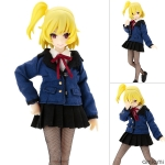 1/12 Assault Lily Series 028 Custom Lily TYPE-F Yellow Complete Doll(Pre-order)