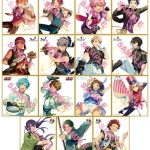 Ensemble Stars! - Visual Shikishi Collection 15Pack BOX(Pre-order)