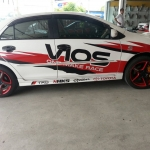 ท่อคู่VIP Toyota Vios