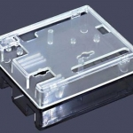 Arduino UNO R3 acrylic case box กล่องอะคริลิคแบบใส สำหรับ Arduino Uno case v2