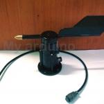 เครื่องวัดทิศทางลม เซ็นเซอร์ทิศทางลมหมุนได้ 360 องศา wind direction sensor