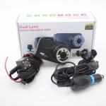 กล้องติดรถยนต์ หน้าหลัง Full HD รุ่นH30B