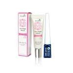 AuraRIS บีบีครีม ครีมกันแดด BB Face Cream SPF30 PA+++ - 10 ml. + BOB Precious Gift Eyeliner อาบไลน์เนอร์ กรีดตาสวยเเฉียบ ตาสวย ทันสมัย ( 1 ชิ้น)