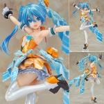 Hatsune Miku -Project DIVA- 2nd - Miku Hatsune Orange Blossom Ver. 1/7 Complete Figure(Pre-order)