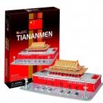 3D Puzzle Cubic Fun Tiananmen