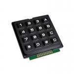 4x4 Matrix Keypad Module (Balck Keypad)