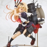 [Bonus] Kantai Collection -Kan Colle- Yudachi Kai Ni 1/8 Complete Figure(Pre-order)