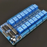 16 Channel 12V relay isolation control Relay Module Shield