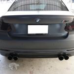 ชุดท่อไอเสีย BMW 220i F22 by PW PrideRacing