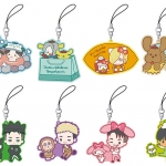 Yuri on Ice - Rubber Strap Collection: Sanrio Collaboration 2 8Pack BOX(Pre-order)