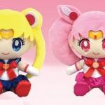 Sailor Moon - NuiMas Pair Set: Sailor Moon & Sailor Chibi Moon(Pre-order)