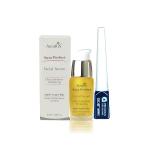AuraRIS เซรั่ม บำรุงผิวหน้า ครีมหน้าขาว AuraRIS Facial Serum 15 ml. + BOB Precious Gift Eyeliner อาบไลน์เนอร์ กรีดตาสวยเเฉียบ ตาสวย ทันสมัย ( 1 ชิ้น)