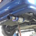 Honda Civic ใส่ ท่อJs fx-pro