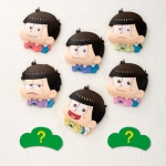 Tama Colle PuniPuni Hoppe Mascot - Osomatsu-san 8Pack BOX(Pre-order)