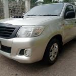 ฟรีดาวน์ Toyota Vigo Smart cab 2.5