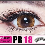 ขนตาปลอม Pretty Lashes PR18