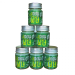 Banraj Herbal Balm ยาหม่อง ขี้ผึ้งถอนพิษ แมลงสัตว์กัดต่อย เริม งูสวัด ลมพิษ ลดการอักเสบ คลายเส้น จุกเสียดแน่นเฟ้อ แก้หวัด คัดจมูก 6ขวด