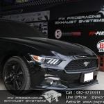 ชุดท่อไอเสีย Ford Mustang EcoBoost by PW PrideRacing