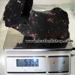 สะเก็ดดาวเมืองนองขนาดใหญ่ Muong Nong Tektite (5.4Kg)