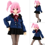 1/12 Assault Lily Series 028 Custom Lily TYPE-F Pink Complete Doll(Pre-order)