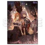 Yoru no Nai Kuni - B2 Microfiber Towel [Dengeki PlayStation Selection](Pre-order)