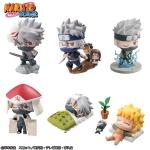 [Exclusive Sale][Bonus] Petit Chara Land - NARUTO Shippuden: Kakashi Hatake Special! Set Naruto mo Iruttebayo!(Pre-order)