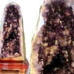 ▽โพรงอเมทิสต์ Amethyst ตั้งพื้น (56.7KG)