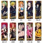 ONE PIECE FILM GOLD - Long Can Badge Collection 14Pack BOX(Pre-order)