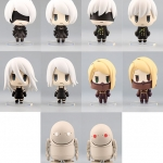 NieR:Automata - Trading Arts Mini 10Pack BOX(Pre-order)