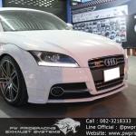 ชุดท่อไอเสีย Audi TTS ระบบวาล์วโทรนิค by PW PrideRacing
