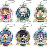 KING OF PRISM - Toji Colle Acrylic Keychain vol.1 7Pack BOX(Pre-order)