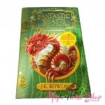 Fantastic Beasts and where to find them แบบเรียนฮอกวอตส์ ฉบับภาษาอังกฤษ ปกใหม่ล่าสุด