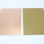 แผ่นปริ๊นอเนกประสงค์ ทองแดงหน้าเดียว หนา 1.5mm Prototype PCB Board 20x30 cm