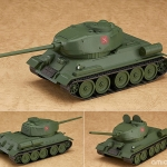 Nendoroid More - Girls und Panzer the Movie: T-34/85(Pre-order)