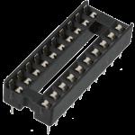 ซ็อคเกต socket 20 ขา DIP-20 IC SOCKET 20 PIN 20Pin 20P 20 P IC Sockets Adaptor