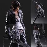Play Arts Kai - Dissidia Final Fantasy: Squall Leonhart(Pre-order)