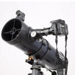 การถ่ายรูปดาวด้วยกล้องดูดาวทำอย่างไร