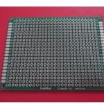 แผ่นปริ๊นอเนกประสงค์ ไข่ปลา สีเขียว คุณภาพดี Prototype PCB Board 6x8 cm