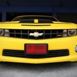 ผลงานติดตั้งชุดท่อไอเสีย Chevrolet Camaro SS