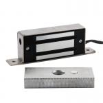 กลอนแม่เหล็กไฟฟ้า กลอนไฟฟ้า Magnetic Lock 60 kg 12V