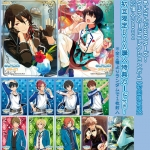 Ensemble Stars! - Clear Card Collection Gum [First Release Limited Edition] 16Pack BOX (CANDY TOY) (w/BOX Bonus Card)(Pre-order)