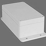 กล่องอเนกประสงค์ กันน้ำ สีเทา 158*90*65mm