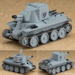 Nendoroid More - Girls und Panzer the Movie: BT-42(Pre-order)