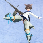 PLAMAX MF-05 minimum factory - Strike Witches the Movie: Yoshika Miyafuji 1/20 Plastic Model(Pre-order)