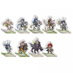 Fire Emblem Heroes - Mini Acrylic Figure Collection Vol.3 10Pack BOX(Pre-order)