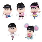 Osomatsu-san - Todomatsu ga Ippai Collection Figure 6Pack BOX(Pre-order)